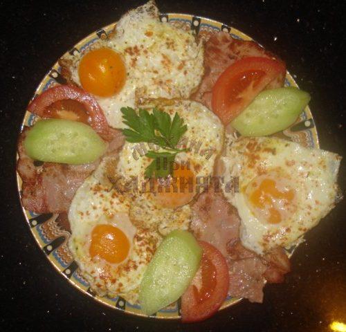 английска закуска